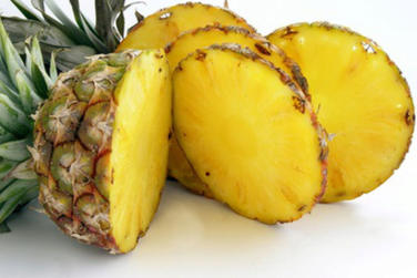 Vitamins and Minerals From Pineapple!