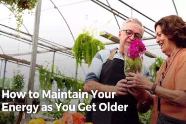 Tips To Keep You Energetic While Aging!