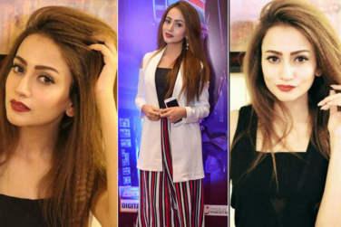Latest Clicks of Zarnish Khan!