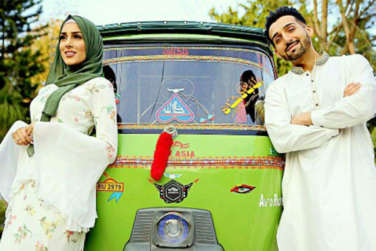 Sham Idrees and Froggy Are In Peshawar!