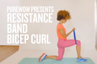 How to Do a Bicep Curl!