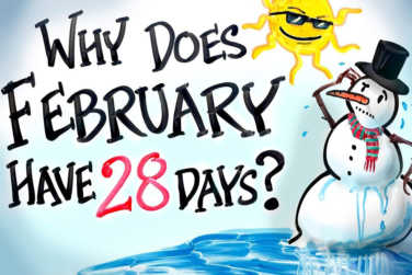 Why February Is 28 Days!