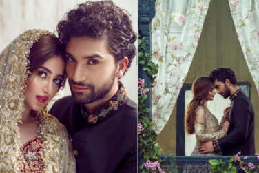 Ahad and Sajal Are Engaged!
