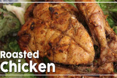 Perfect Homemade Roast Chicken!