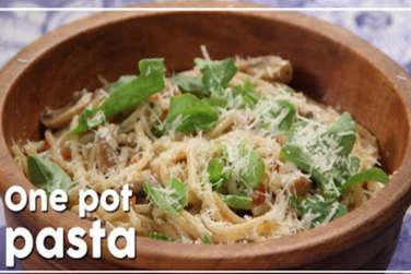 Quick and Easy Pasta Recipe!