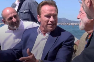 Arnold Schwarznegger Will Have Own Snapchat Show!