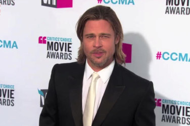 Brad Pitt - Acting Is Younger Man's Game!