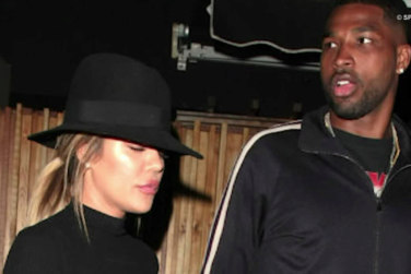 Khloe Kardashian Co-Parenting Well With Tristan!