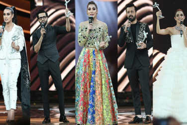 Pakistani Celebrities At Lux Style Awards 2019!