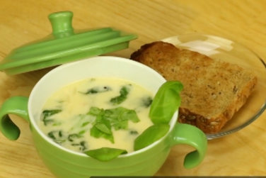 Quick Recipe -Potato And Coconut Soup!