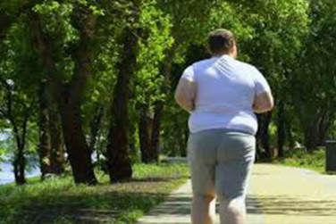 Fight Against Obesity By Jogging!