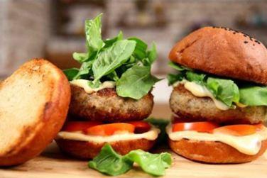 Chicken Burger Recipe - Easy To Make!