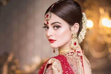 Minal Khan Latest Bridal Photoshoot!