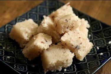 Coconut Burfi - Delicious Recipe!