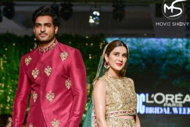 Pakistani Celebrities Walked At The PLBW 2019!