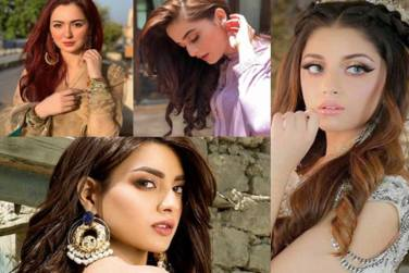 Top 5 Youngest Pakistani Actresses!