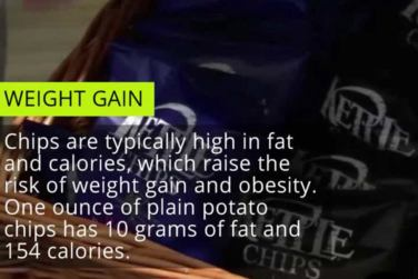 What Happens When You Eat Chips Everyday!