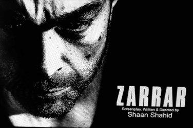 Shaan Shahid Shares Short Teaser For Zarrar!