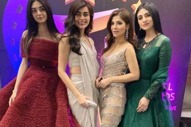 Beautiful Celebrities Spotted At PISA Awards 2020 In Dubai!