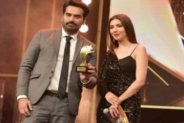 Mahira And Humayun Saeed Beautiful Pictures - PISA Awards 2020!