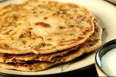 Punjabi Aloo Paratha Recipe!