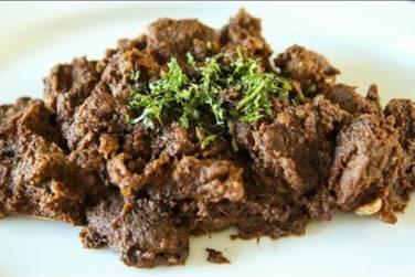 Sindhi Mutton Fry Recipe!