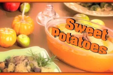 Sweet Potatoes Packed With Vitamin A And Fiber!