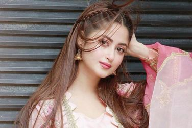 Sajal Aly Hits 5 Million Followers On Instagram After Wedding!