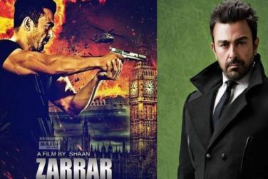 Shaan Shahid Finally Drops Trailer For Zarrar!