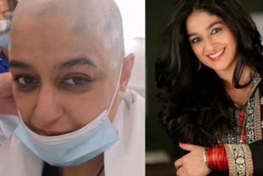 Nadia Jamil Fighting With Cancer!