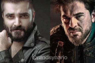 People Believes That Hamza Abbasi Is Ertugrul Look Alike!