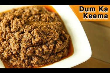 Dum Ka Qeema - Hyderabadi Recipe!